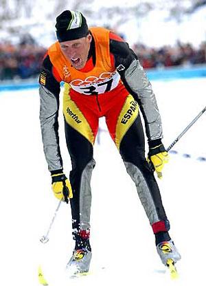 Johann Mühlegg är en av de mest kända idrottarna som åkt fast för EPO