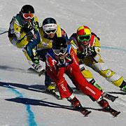 Vad som behövs för att bli bra på Skicross