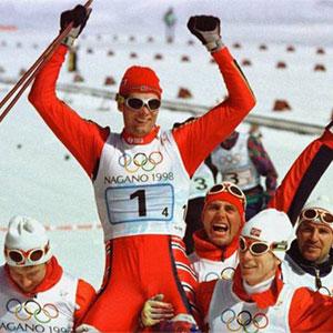 Träningen för världens bästa skidåkare