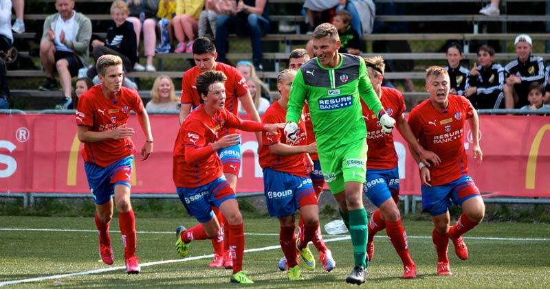 Svensk talangutveckling inom fotbollen