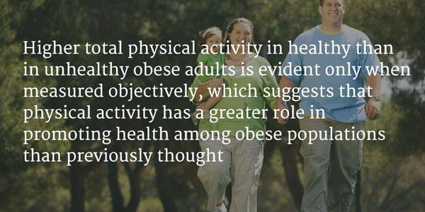 Fysisk aktivitet är viktigare för hälsan än vad många tror