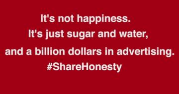 Lycka på burk eller socker och marknadsföring?