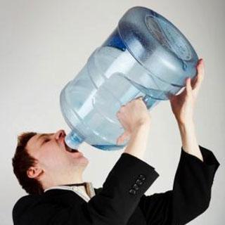 dricka mycket vatten viktnedgång