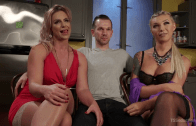 Aubrey Kate, Will Havoc & Phoenix Marie – Phoenix's Threesome