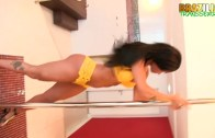 Brazilian-transsexuals presents Beautiful Natany Gomes Cums Remastered