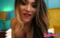 Mia Maffia in Naughty Mia Is On Fire