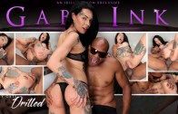 Trans500 – Gaby Ink in Gaby gets Drilled
