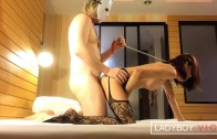 Ladyboyvice – Haribo in Hair on Fire