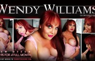 Trans500 – Gloryhole Queen – Wendy Wiliams