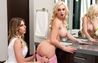 TransAngels – Ringing Her Wedding Bells Part 1 – Casey Kisses & Kenzie Taylor
