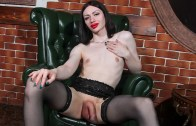 Russian-tgirls – Elena Shoots A Load!