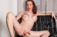 Franks-tgirlworld – Sabrina Pleasures Her Ass And Cock!