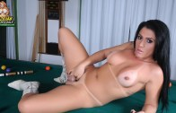Brazilian-transsexuals – Aline Tavares Cums For You!