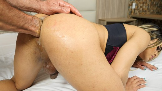 TS RAW – Gaby Lins – Fisting and Breeding for Gaby