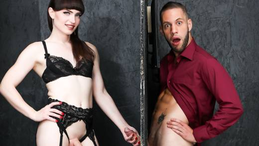 Gender X – Transsexual Glory Holes – Natalie Mars