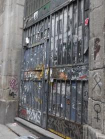 Puerta de Tabacalera