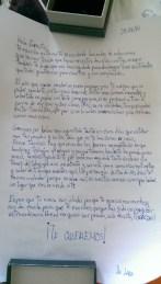 Una pasada de carta