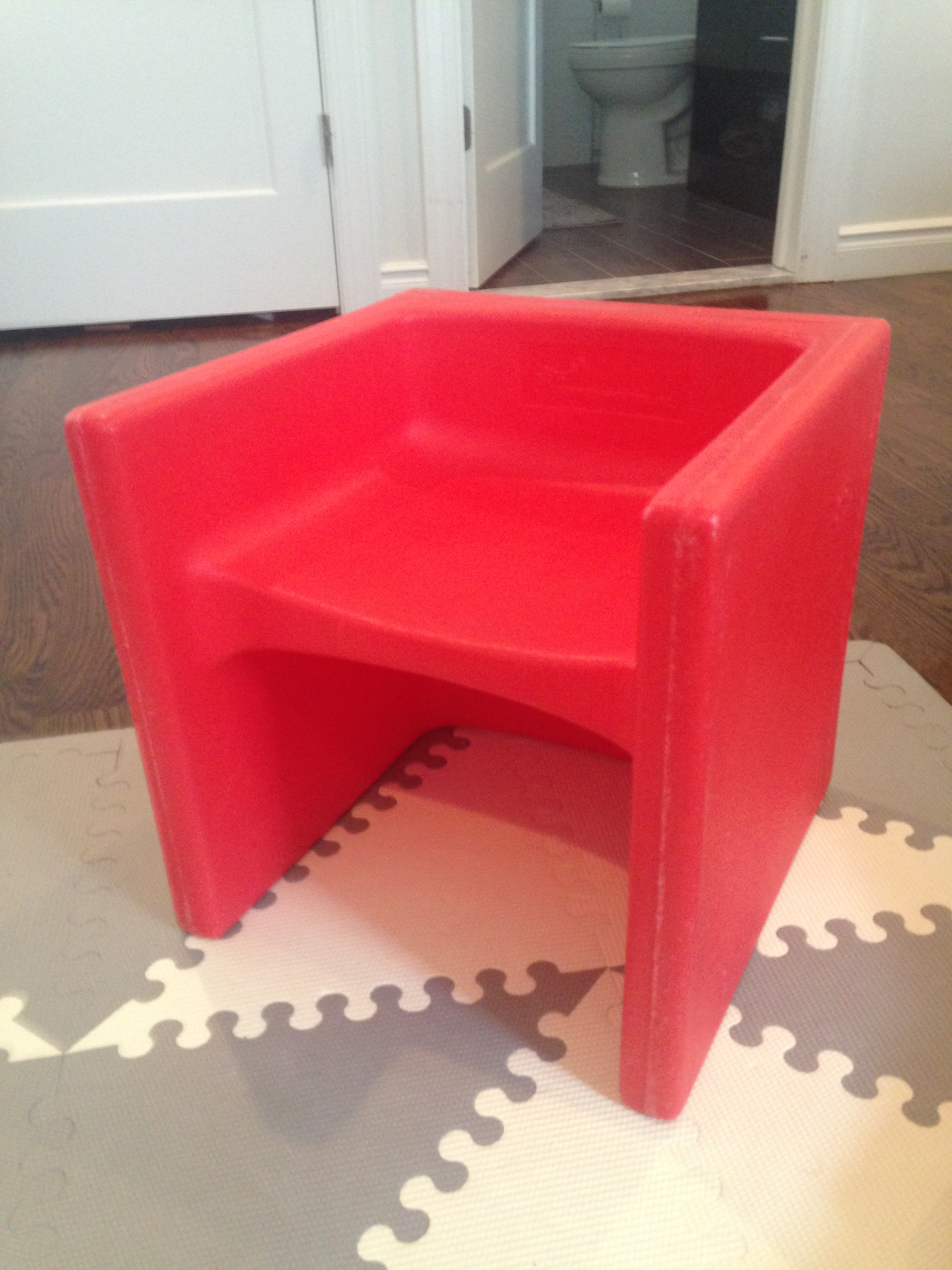 special needs chairs circle furniture the cube chair your toddlers new favorite