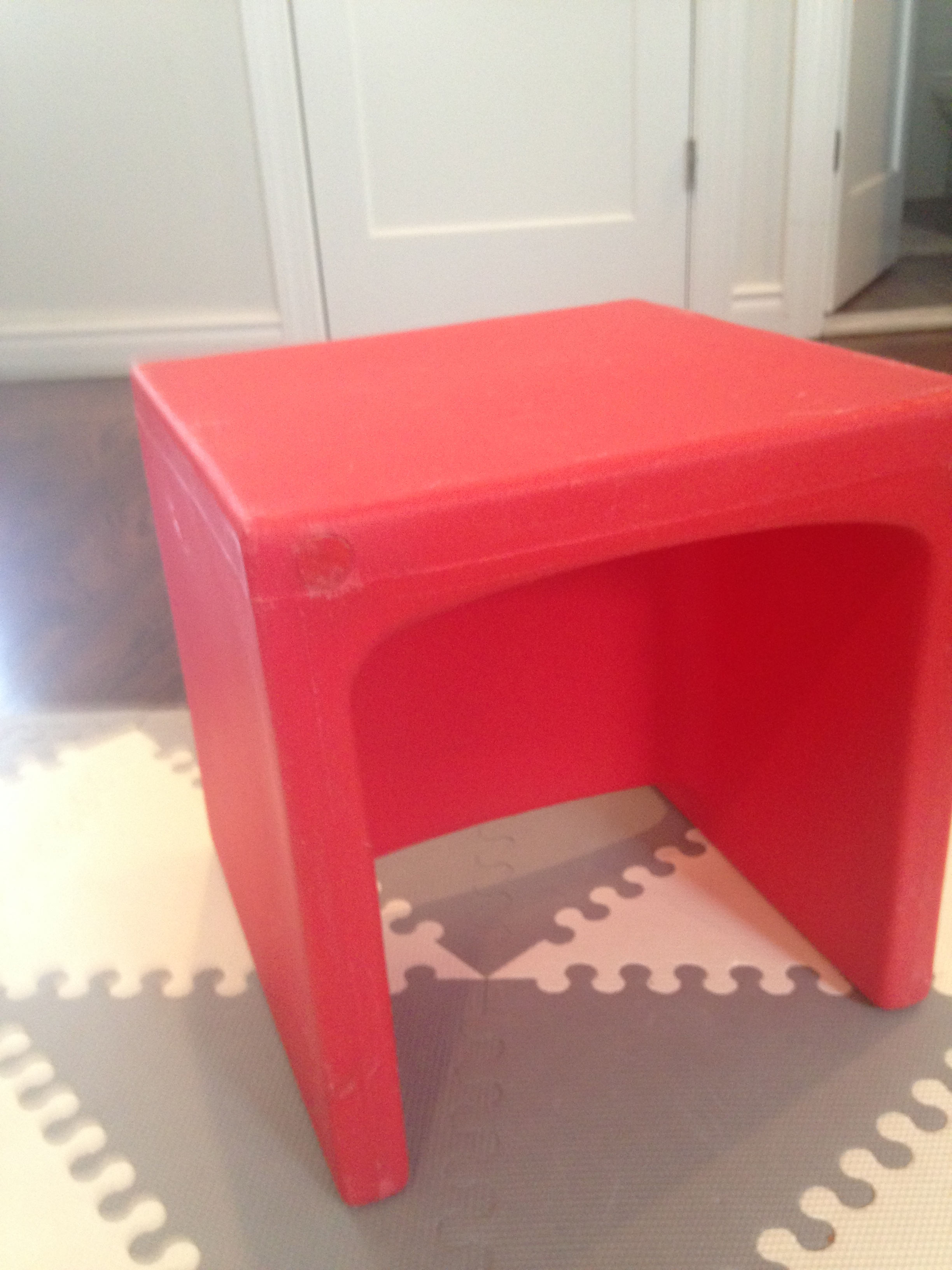 The Cube Chair Your Special Needs Toddlers New Favorite
