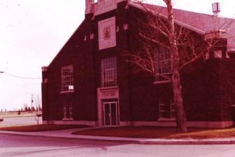 Dreaded Drill Hall
