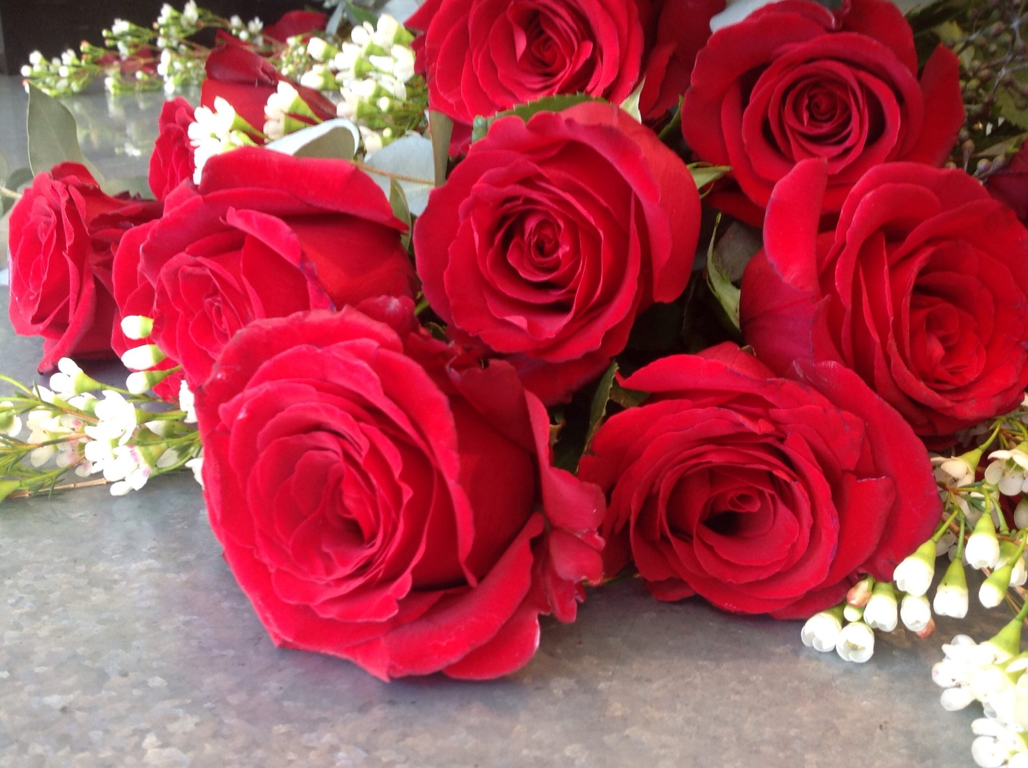 How to take care of your Valentine's Day Roses