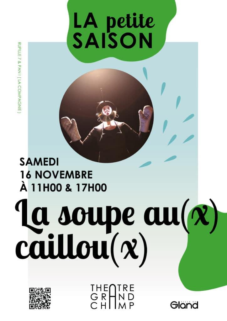 La Soupe Aux Cailloux Livre : soupe, cailloux, livre, Au(x), Caillou(x), Activit, Famille, Suisse