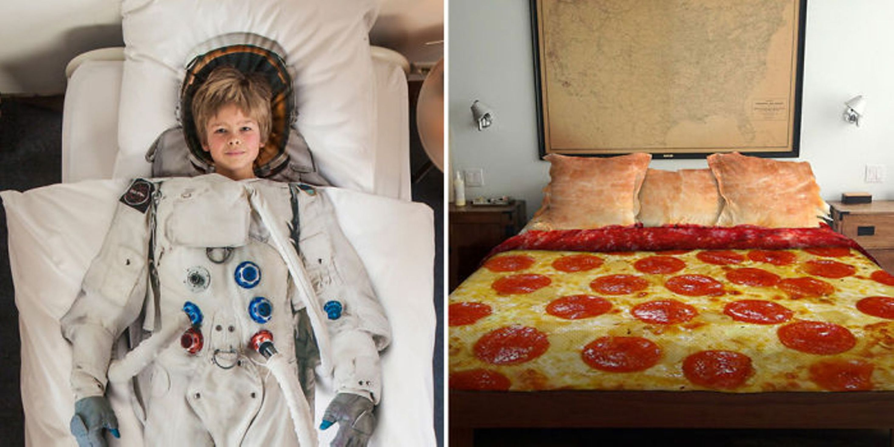 19 Super Cool And Funny Bed Covers 5 LOL