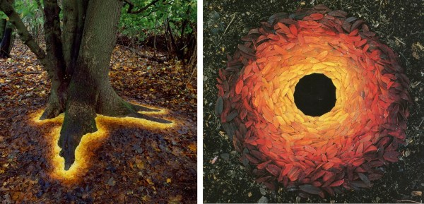 Of Magical Land Art Beautifully Formed In Nature
