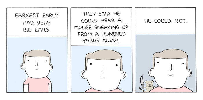 17 Hilarious Short Comics With Unexpected Endings