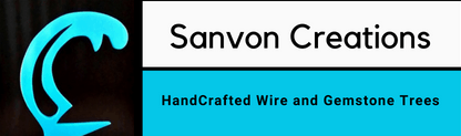 Tranquil Wire Trees by Sanvon Creations