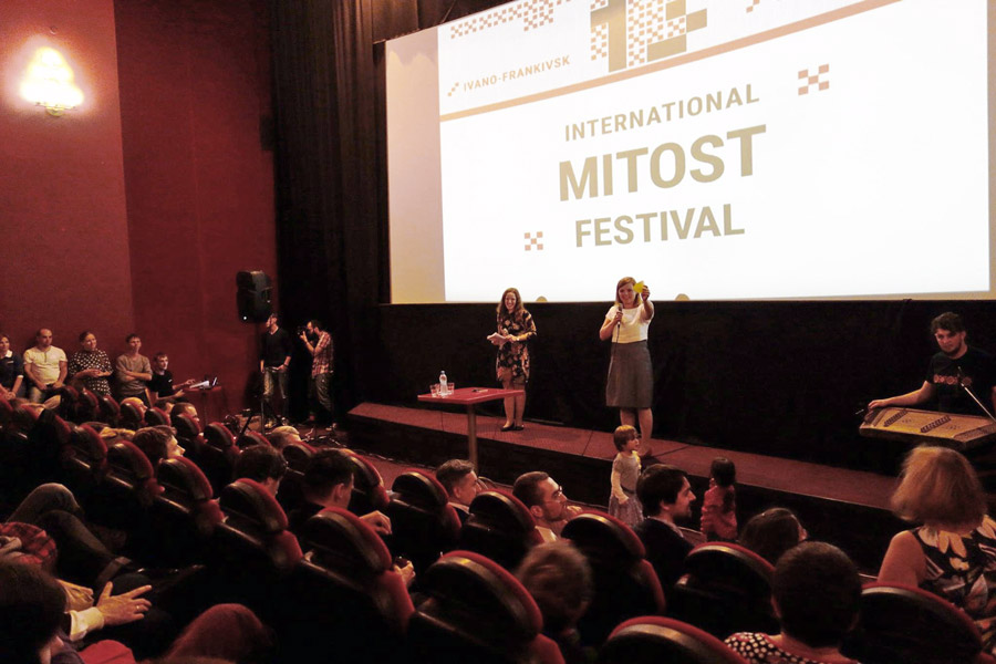 Iwano-Frankivsk – MitOst Festiwal 2015