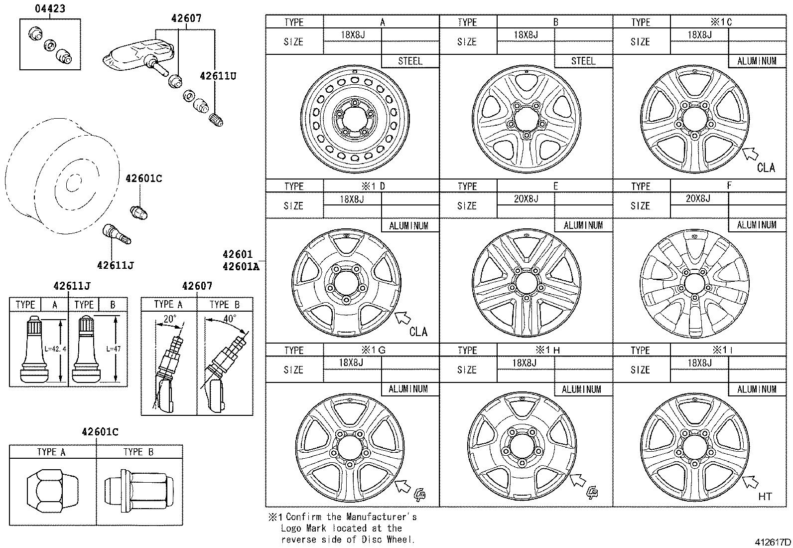 D0c020 Toyota