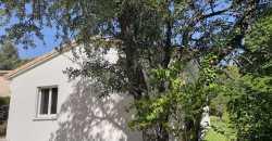 Maison neuve 2019 RT 2012 de 132 m² sur 1500 m² à Saint Savournin