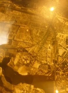 Luftaufnahme eines Aufklärers der Royal Airforce 23.06.1942 - Museum Rendsburg