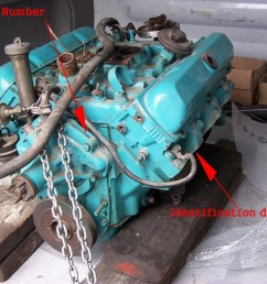 1979 trans am 403 desmogging procedure identification du moteur  [ 1288 x 966 Pixel ]