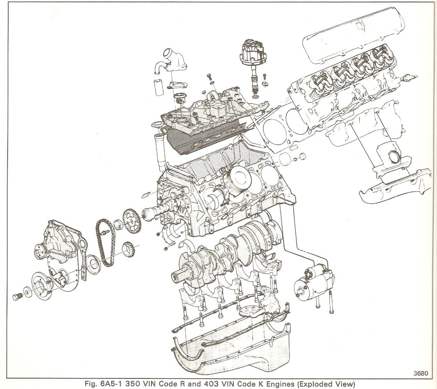 hight resolution of perso 1978 pontiac 403 engine diagram