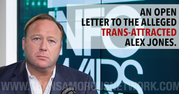 Info wars press kit AJ Transattracted letter FB blog