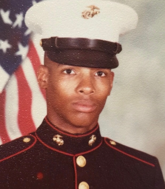 Me in the Marines blog