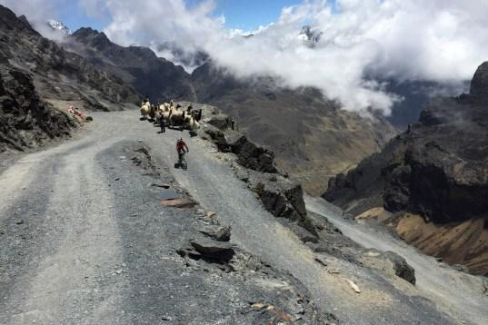 VTT en Bolivie