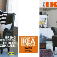 IKEA Catalogue judged by the Covers: Swiss vs. Canada (inclds. Animation)