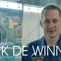 ORIGINAL VIDEO: Astronaut Frank De Winne about U2 and being on screen during their 360° Tour