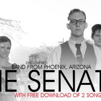 NEW BAND & FREE DOWNLOAD: The Senators from Phoenix, Arizona
