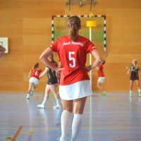PHOTO-REPORT: International Korfball Match Germany vs. Czech Republic
