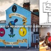 BEST OF INSTAGRAM: Artist, illustrator and writer Oliver Jeffers