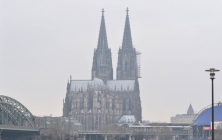 Cologne Cathedral in March 2015.
