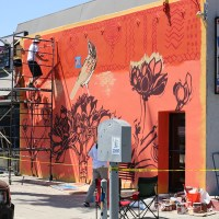 PHOTO-REPORT: POW! WOW! Street art Festival in Long Beach