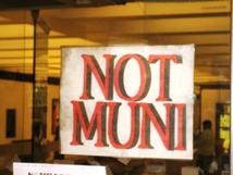 BART is NOT MUNI.