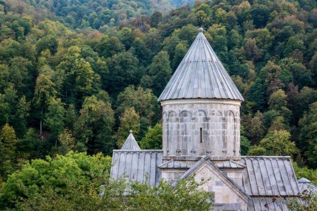 Haghartsin Monastery to Hovk Trail, Dilijan National Park, Armenia-5