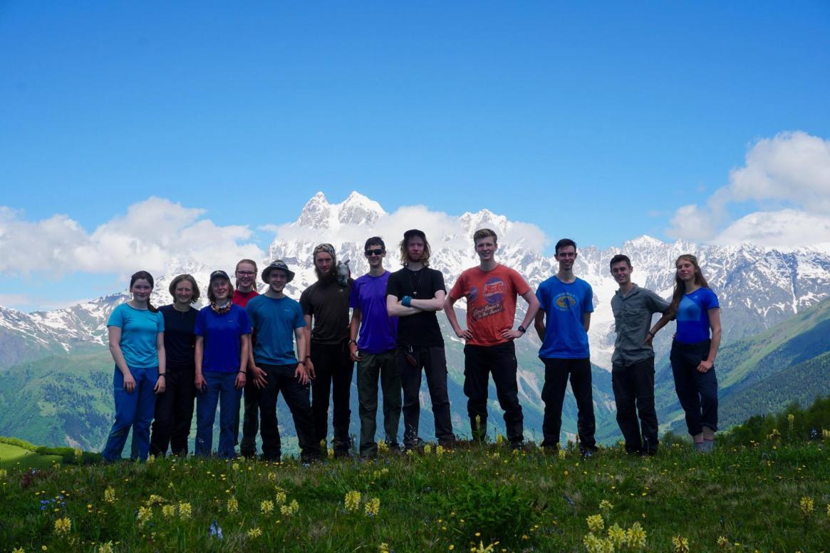 team tsvirmi ridge