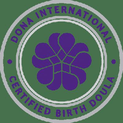 DONA certified Doula